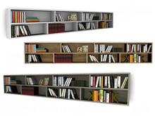 Millennial Hall Bookshelf FULL PERM
