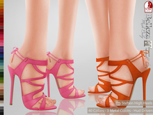 Bens Boutique - Stehen High Heels - Hud Driven