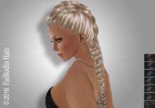 FaiRodis Alfa hair black1 WITH FLEXI BRAID+ gift glitter spray DEMO