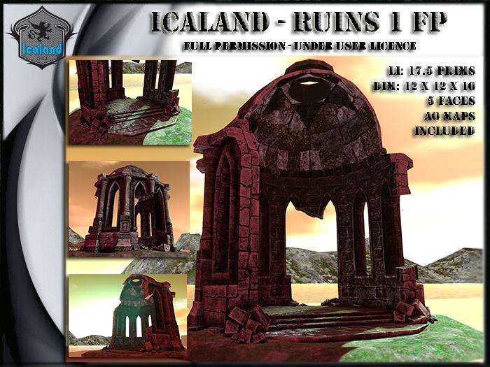 Icaland - Ruins 1 FP