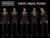 WRONG - Static Male Poses - 8