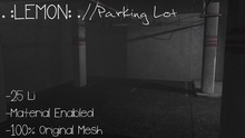 .:LEMON:.//Parking Lot Skydrop (Skybox/Backdrop)