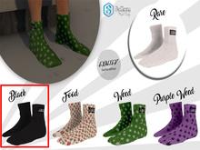 ExalteD - Socks {Belleza & Signature} Black