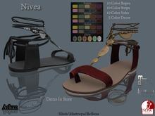 .::Arkan::. Nivea Sandals Maitreya/Belleza/Slink