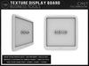 Texture display board mp2