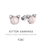 Cae :: Kitten :: Earrings [bagged]