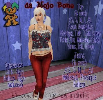 :mOjo.bOne: Patriotic Stars  PROMO