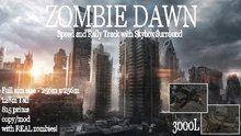 Zombie Dawn speed and rally track