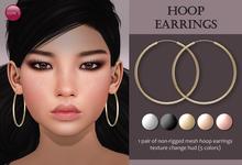 Izzie's - Hoop Earrings