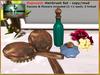 Bliensen + MaiTai - Rapunzel - Hairbrush Set