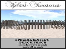 .:TT:. SPECIAL EDITION BEACH FENCE box