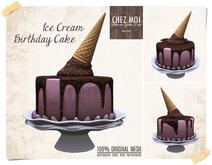 IceCream Cake ♥ CHEZ MOI