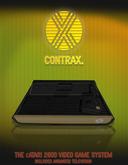 Contrax. - Catari 2600 Video Game System