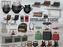 [Con.] Storage Finds - Building RARE