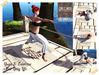 Yoga & Exercise Mat Lazy Life ♥ CHEZ MOI