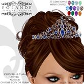 Eolande's Cinderella Tiara - silver
