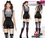 Full Perm Steampunk Romper Outfit Slink, Ocacin, Maitreya, Bellaza All, Tonic, Ebody, TMP, Fitmesh