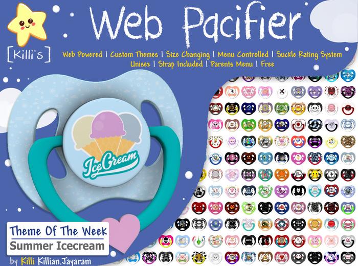 Web Pacifier