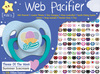 Web Pacifier / Binky ~ Resident Made Themes!