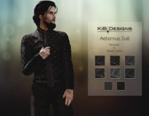 KiB Designs - Aeternus Male Suit FATPACK