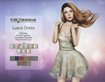 KiB Designs - Luane Dress FATPACK