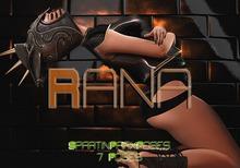 """SPS- """"RANA"""" Poses"""