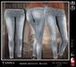 [NOHO] Tasha Skinny Jeans [fitmesh box] light blue