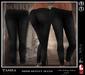 [NOHO] Tasha Skinny Jeans [fitmesh box] black