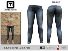 :: Maccini :: Jeans - blue