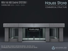 HAUSS STORE V.2.5 (W/ Full AIO System) [Neurolab Inc.]