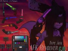 Afk Revolver - Strange Merchant
