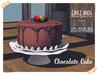 Chocolate Cake ♥ CHEZ MOI