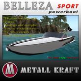 Belleza Sport Powerboat v1.0 Boxed (boat / speedboat)