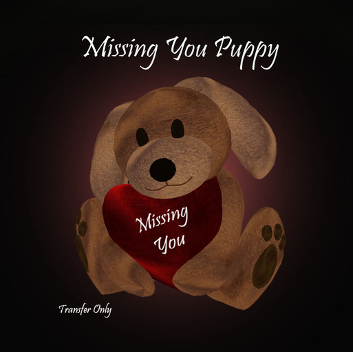 Missing You Puppy