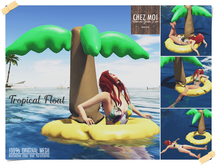 Tropical Float ♥ CHEZ MOI