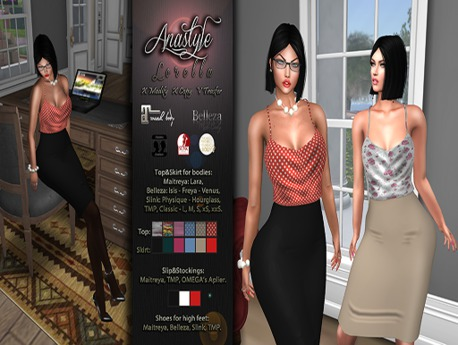 AnaSTyle - Lorella