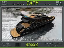 YACHT TATY BLACK