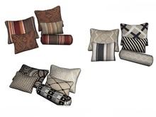 Aurora bedroom Cushions FULL PERM