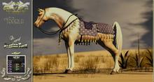 Cheval D'or - Teegle Avatar - Arabian Tackset.