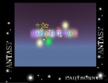 *⊱Birthday⊰*Happy Birthday Animation Sign