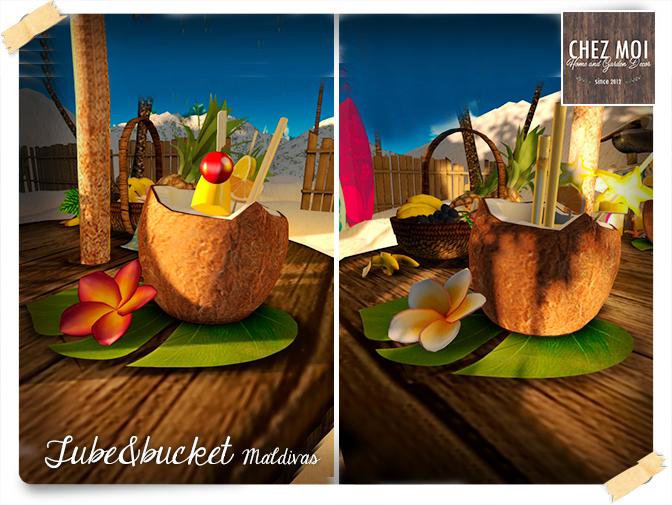 Coconut Drink Maldivas ♥ CHEZ MOI