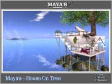 Maya's -  House on Tree