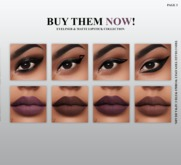 Tres Beau. Eyeliner Collection #1