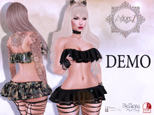 AdoreZ-Malu Dress  DEMO