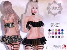 AdoreZ-Malu Dress Hud Colors
