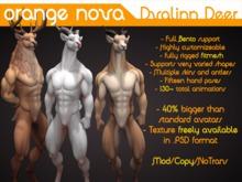 Orange Nova Dvalinn Deer
