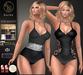 ***ArisArisB&W~Alus11~Garbo Swimsuit-