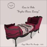 {CdB} Sophie Chaise Lounge