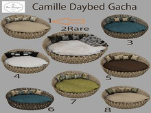 Bee Designs Camille Daybed Gacha 1