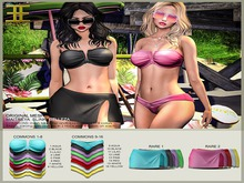 Entice - Surf City Bra - Aqua - Common 1 Maitreya